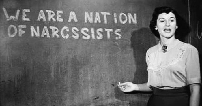 Nation of Narcissists