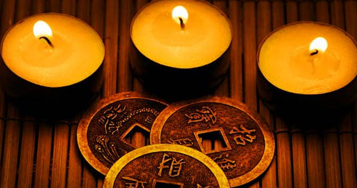 The I Ching is the world's oldest and most sophisticated system of wisdom divination.