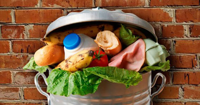 Making it illegal to Waste Food