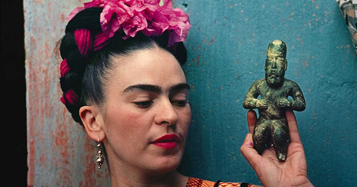 Famed artist, Frida Kahlo, survived polio and had the heart breaking experience of enduring multiple miscarriages.