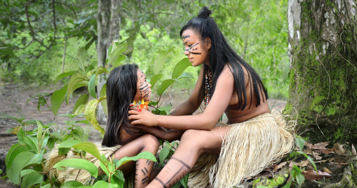 Members of the Desana Tribe