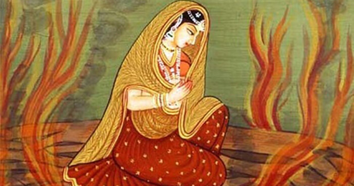 In the old spiritual traditions women were the keepers of the ancient wisdom.