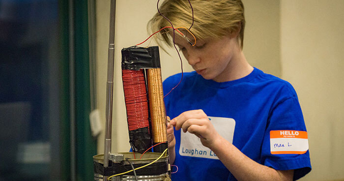 Max Loughan's device is well on the way to being replicated and set-up to help those who most need it.