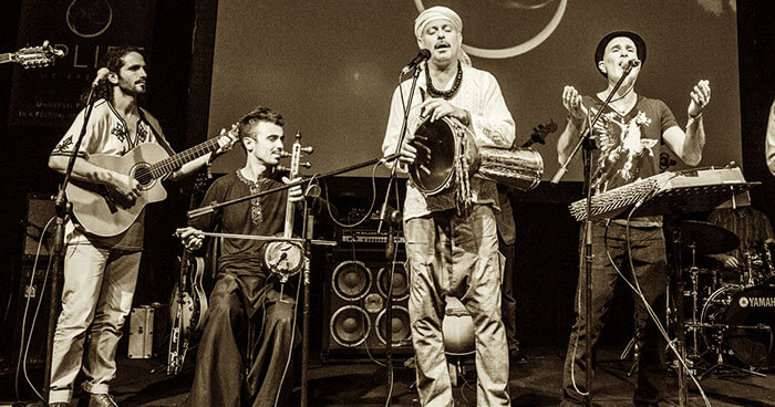 Can Music facilitate Peace in the Middle East?