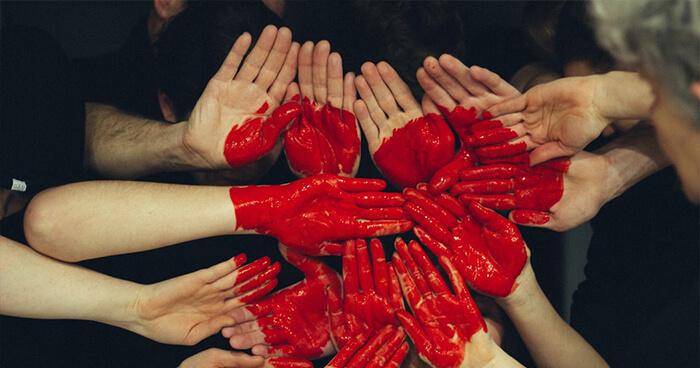 I am he as you are he, As you are me, And we are all together.