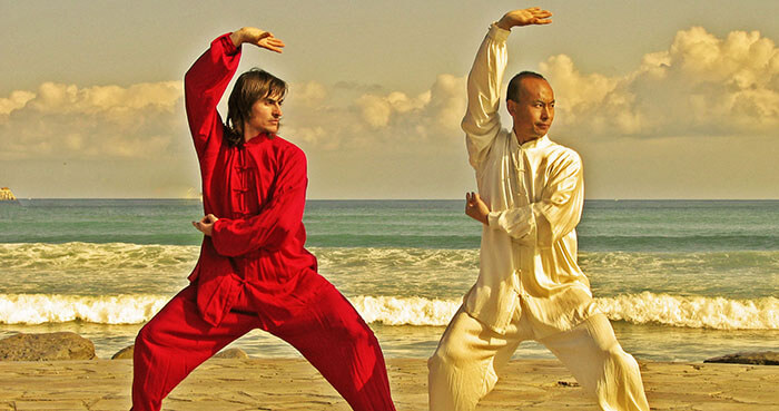 Choosing beautiful and peaceful surroundings to do your practice has more than cosmetic benefit
