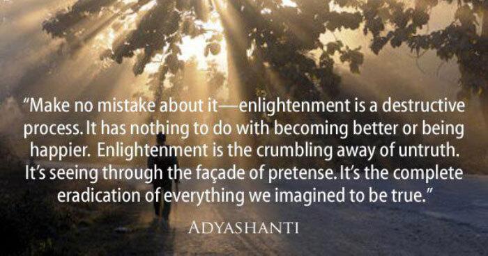 Adyashanti quote pic