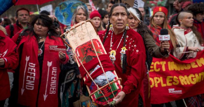 Indigenous climate narrative