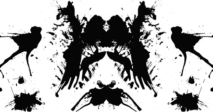 Over half of the veterans had flashbacks when viewing Rorschach tests.