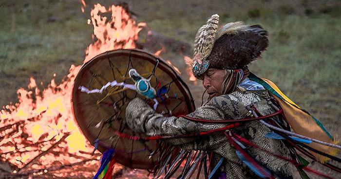 Ancient indigenous shamanic practices