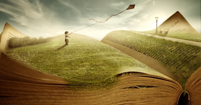 A good fiction book will get your mind working creatively