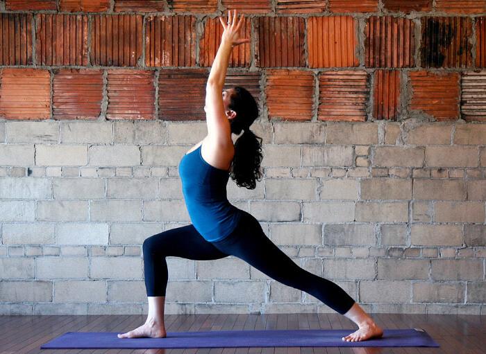 Yoga for psoas