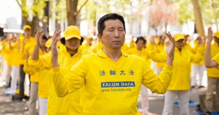Healing power of Falun Dafa