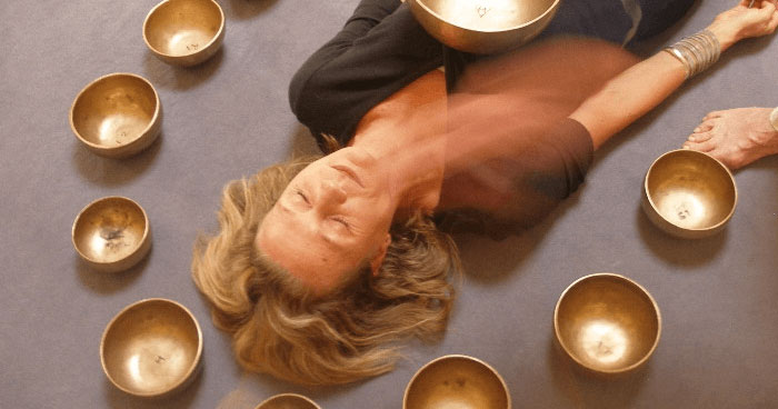 Healing trauma of the heart with sound