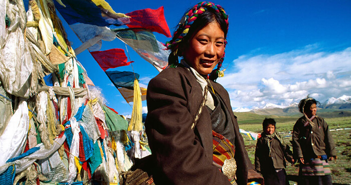 Tibetan medicine teaches that the purpose of life is to be happy.