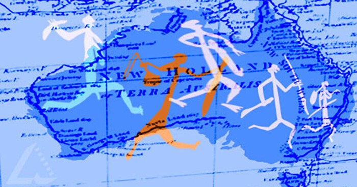 Terra nullius is the method the British crown chose to use in order to take possession of the Australian continent