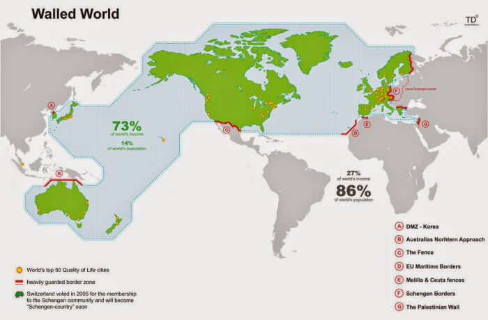 The Walled World