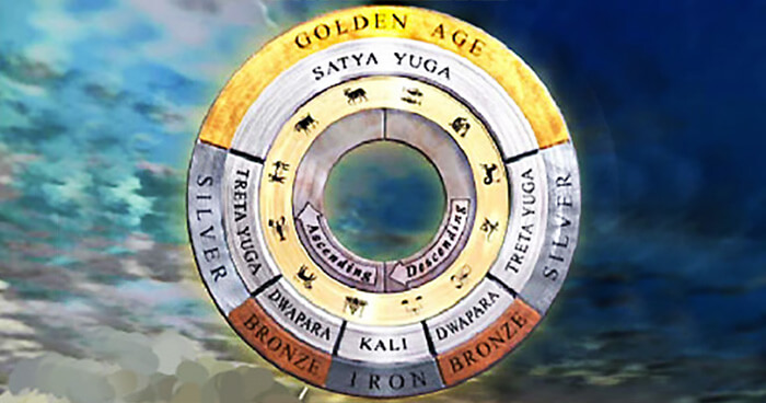 The ancients understood time as a circle.