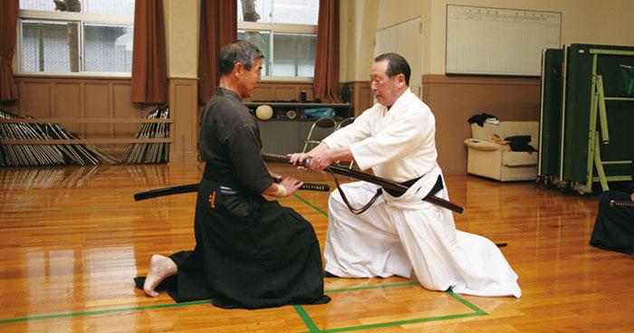 Zen Swordsmanship