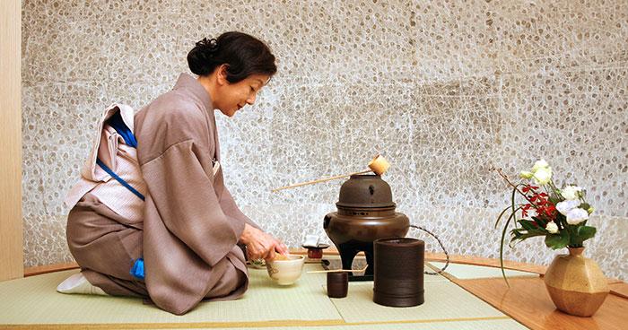 Zen Tea Ceremony