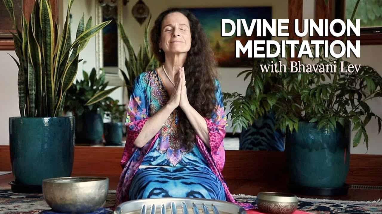 Divine Union Meditation