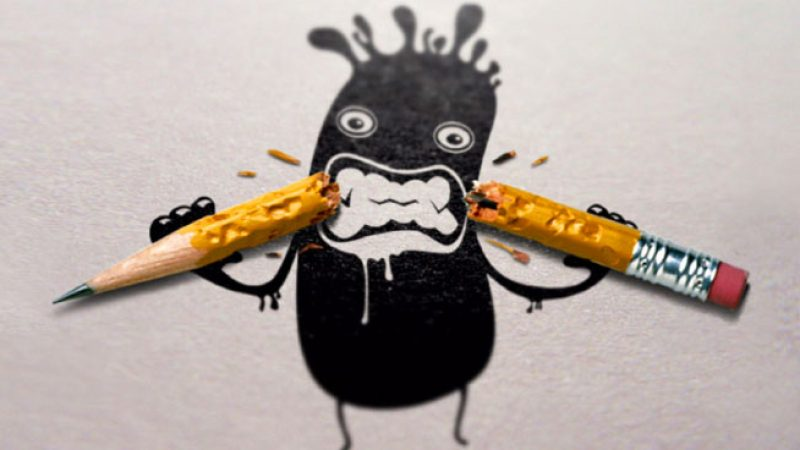How to turn anger into creativity