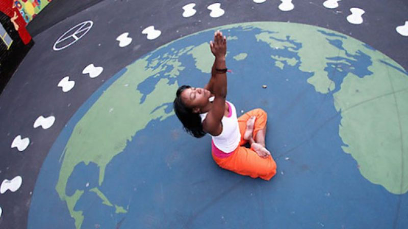 Can a Daily Practice help Heal the World?